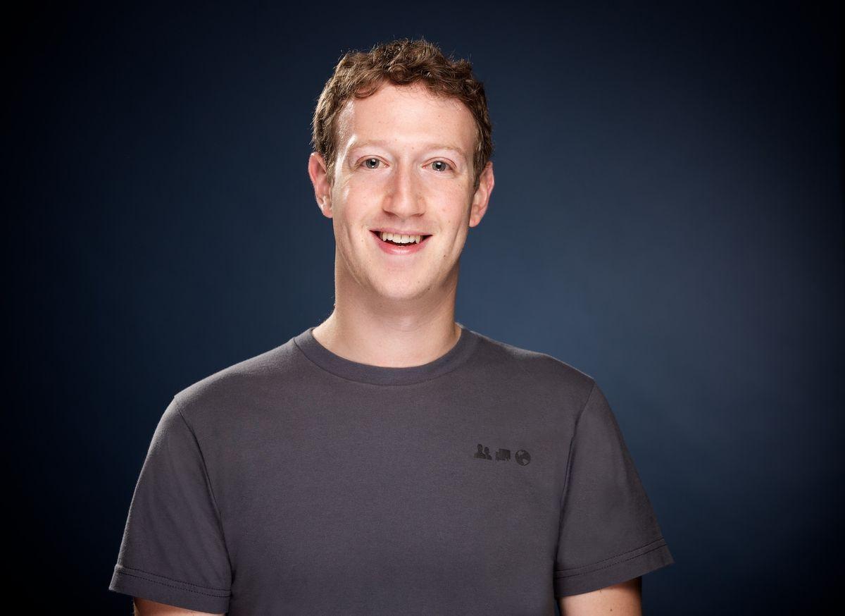 Zuckerberg – chilled