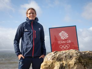 Alison Young - Team GB Sailing Team Tokyo  Announcements on the 1st October in Poole in the United Kingdom. © Sam Mellish.