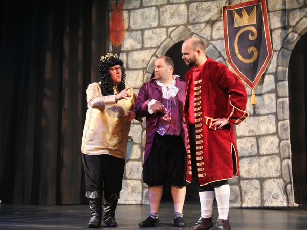 Cinderella at the Prince of Wales, Cannock