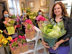 Florists hope for blooming top trade as shoppers go local