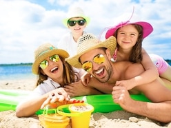 Sarah Cowen-Strong: It's holiday time, try to get a child/parent mix