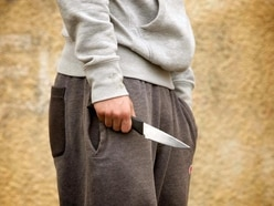 Justice system dealing with highest number of knife crimes in decade
