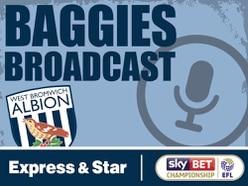 Baggies Broadcast - Season 3 Episode 2: Transfer train rolls through The Hawthorns