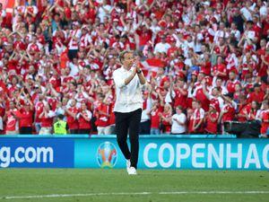 Denmark head coach Kasper Hjulmand is convinced his team can still make the last 16 at Euro 2020
