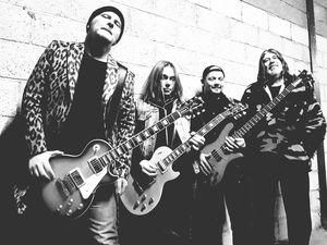 Wolverhampton and Telford rockers Electus