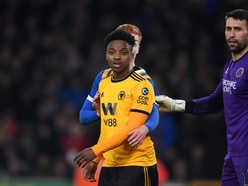 Niall Ennis over the moon with Wolves debut
