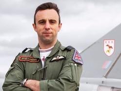 Cosford Air Show 2017: RAF display pilot Ryan Lawton talks