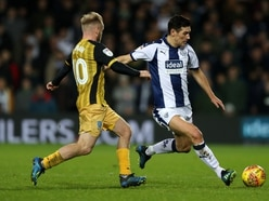 Gareth Barry has no time to lose at West Brom after injury