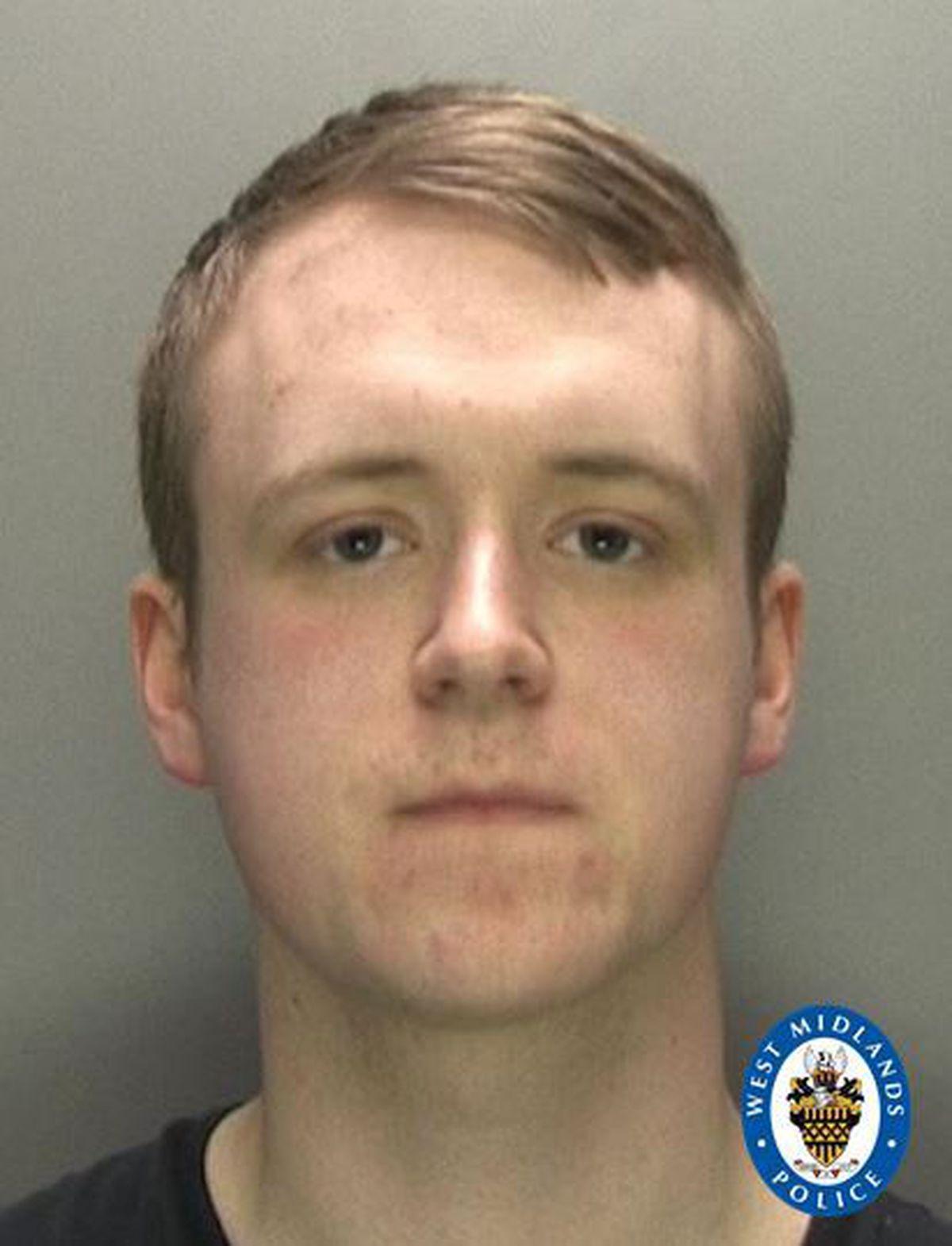 Brandon Morris - jailed for nine years