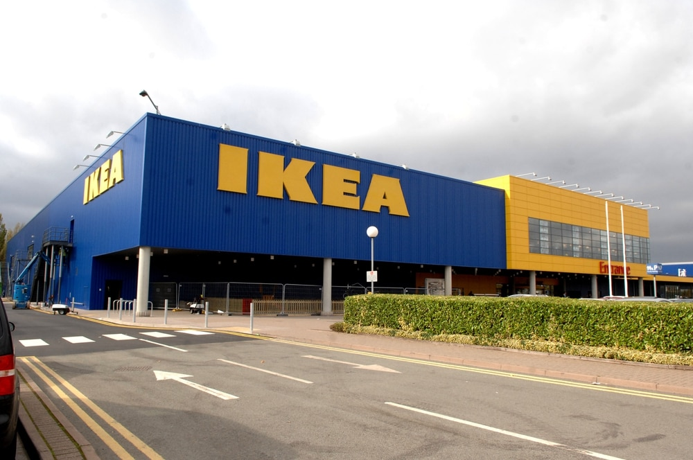 IKEA confirms re-opening date for Milton Keynes store