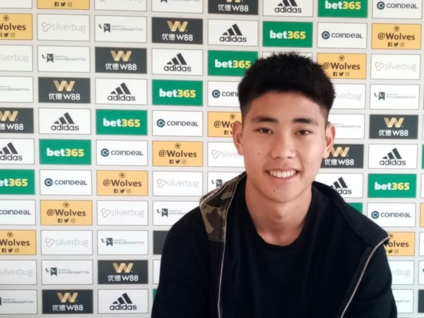Wolves snap up promising youngster Hong Wan