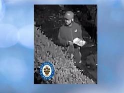 Boozy burglar steals £200 of champagne and gin