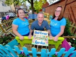 Neighbourhood spruced up with new community garden
