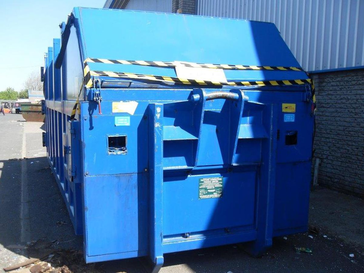 The compactor
