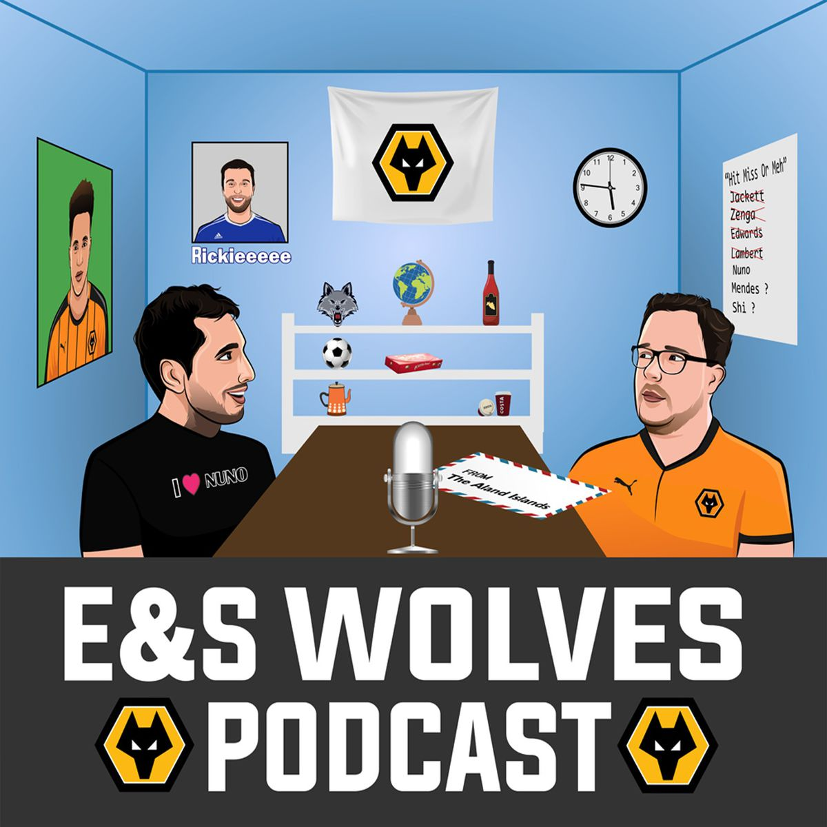 Wolves Podcast - Episode 77