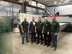 £1m investment creating 20 jobs at glass firm