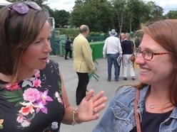 Nature Valley Classic: Fans delighted with event despite Johanna Konta defeat - VIDEO