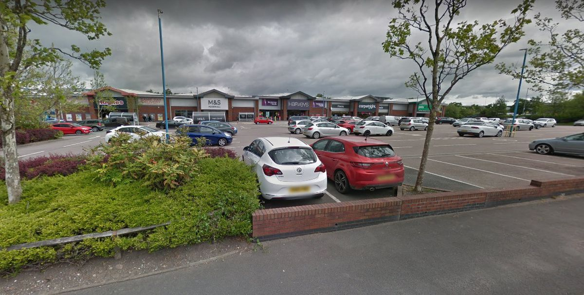 Orbital Retail Centre, in Cannock. Photo: Google Maps