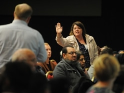 WATCH: Fury over traveller transit site plan laid bare at meeting
