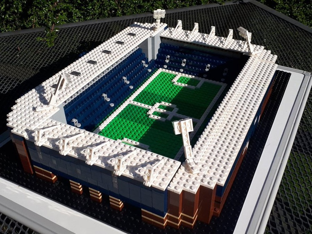 Lego Hawthorns created 'to cheer West Brom fans up' | Express & Star