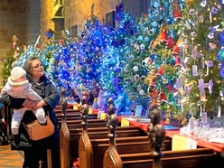 GALLERY: Church is filled with wonder of Christmas
