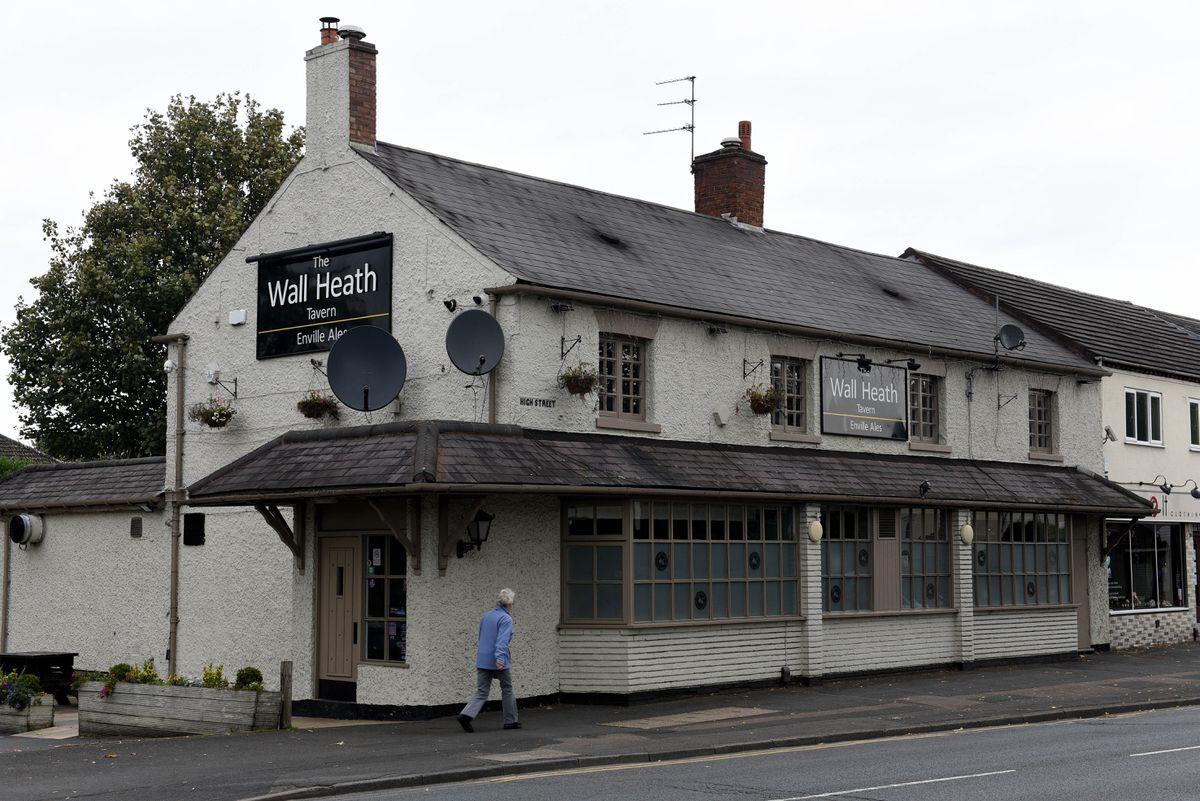Wall Heath Tavern, High Street, Wall Heath