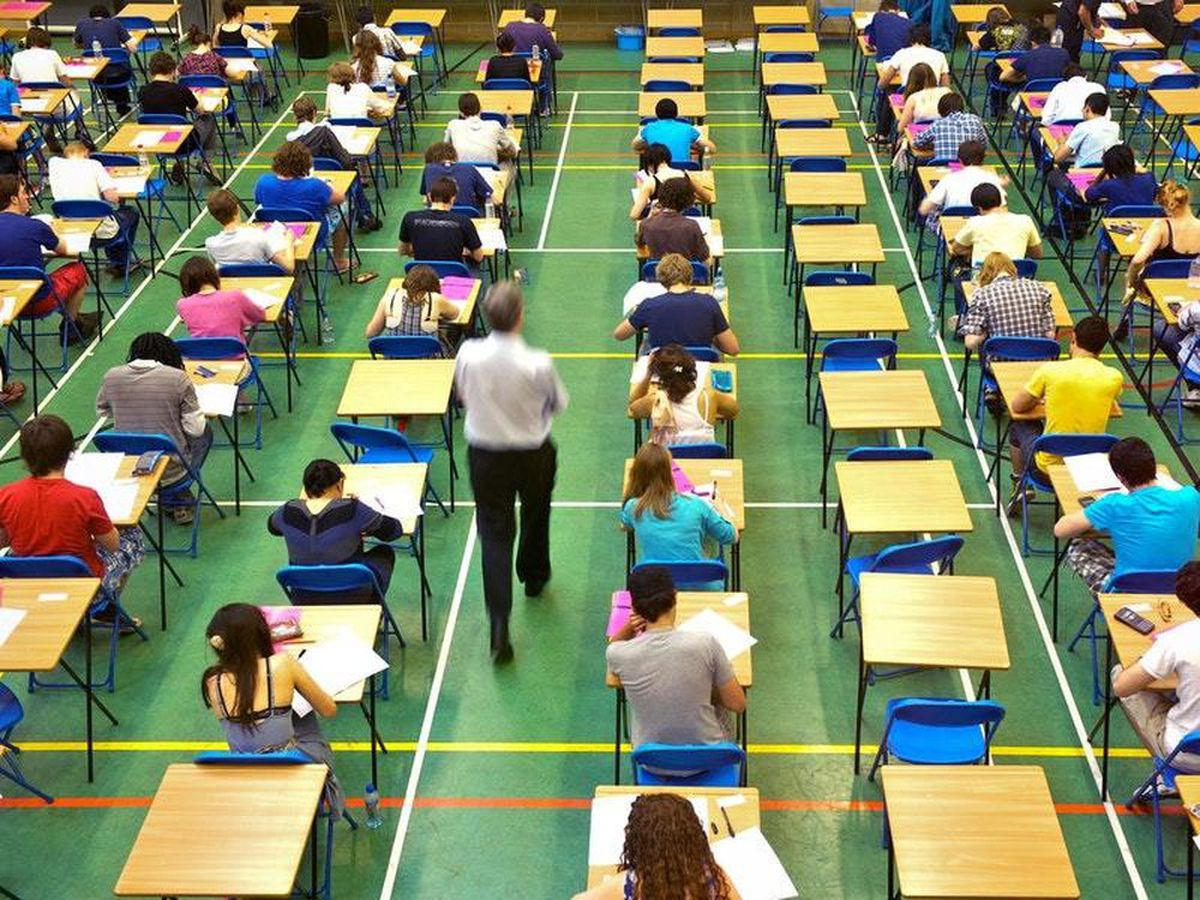 Parts of the Black Country and Staffordshire posted the fewest top A-level grades in the country
