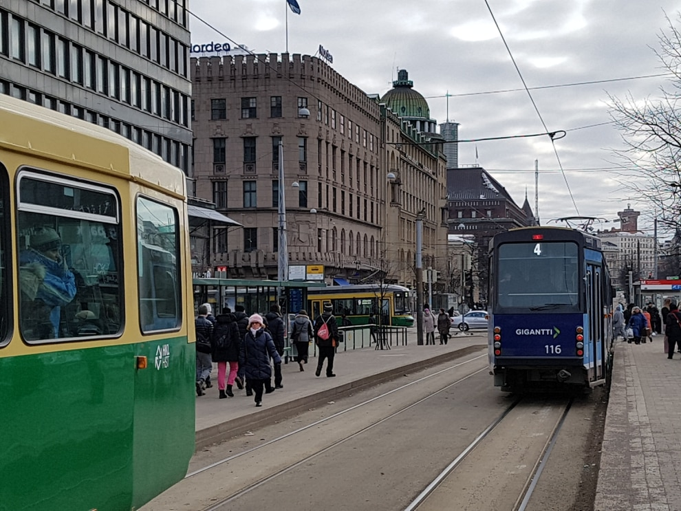 Maas Global: Nordic transport revolutionaries with plans to conquer