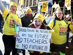 Teachers closer to industrial action after rejecting pay deal