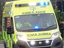 Man, 24, found dead near Cannock shopping centre