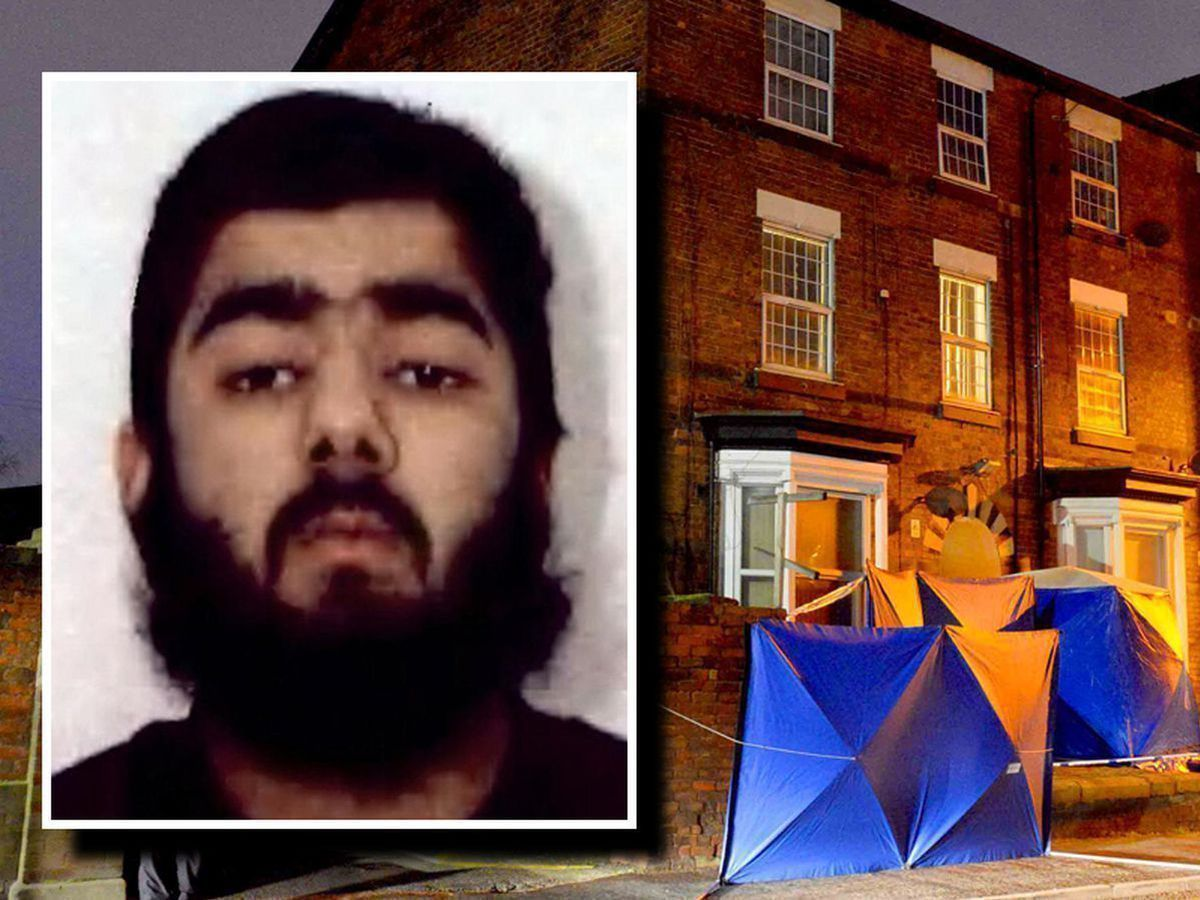Khan was living on Wolverhampton Road, Stafford, before the attack