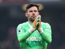 Ben Foster feels sorry for West Brom boss Alan Pardew