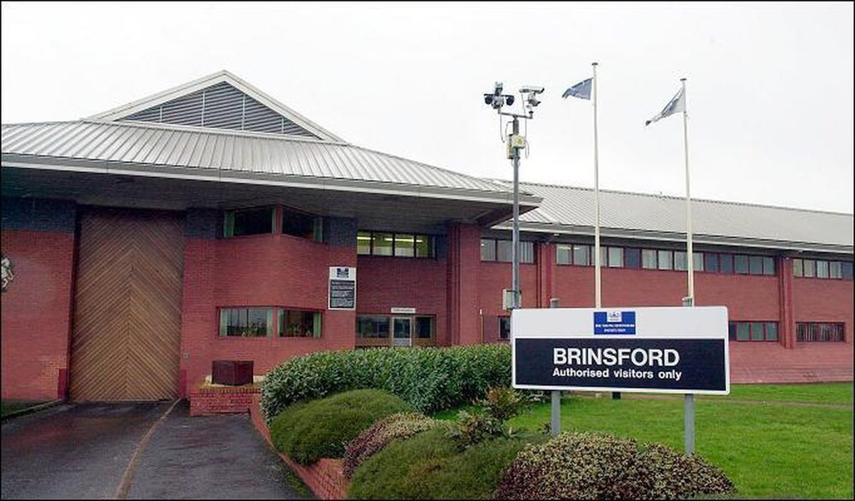 HMP Brinsford in Featherstone