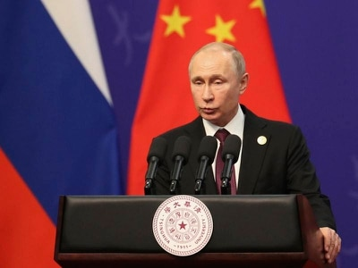 Chinese 'belt and road' fits with Eurasian Economic Union goals, Putin says
