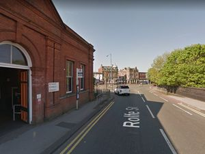Rolfe Street, near the junction with Tollhouse Way. Photo: Google Maps
