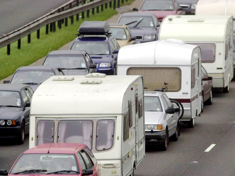 Mark Andrews: Wet holidays, van-tastic memories