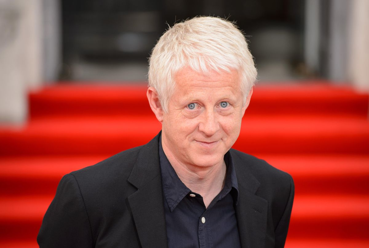Richard Curtis has his eye on your pension pot
