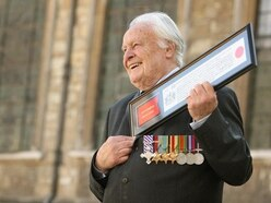 Youngest Spitfire pilot to fly in the Battle of Britain dies aged 96.