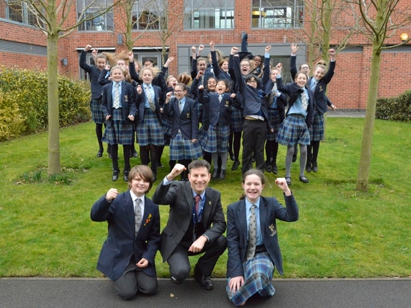 St Dominic's in Brewood ranked 25th best school in the country by Sunday Times