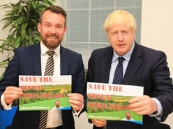Boris Johnson backs campaign to save Wolverhampton greenbelt