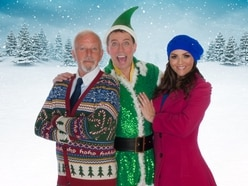 We chat to David Essex and Martine McCutcheon ahead of Elf: A Christmas Spectacular in Birmingham