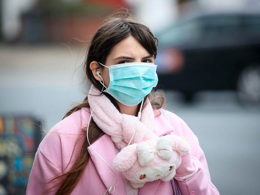 Wearing face masks at home can reduce Covid-19 spread by 79pc