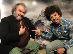Sir Peter Jackson awarded Blue Peter gold badge for being an 'inspiration'