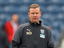 The man who's keeping West Brom happy and healthy