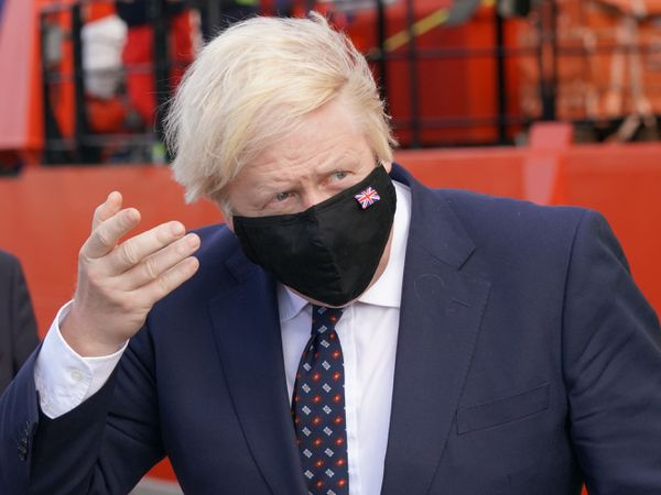 Boris Johnson visit to Scotland
