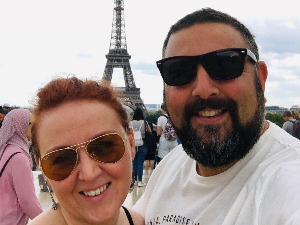 Great Barr 'Love Island widow' has last laugh with Paris trip