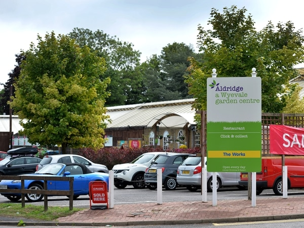 Aldridge's Wyevale Garden Centre closing within months after sale agreed