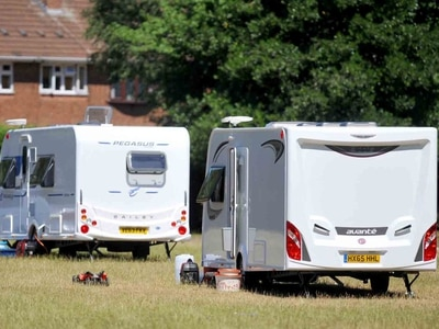 Fury as two Wolverhampton parks missing from traveller camp ban