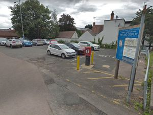 The Market Street car park in Rugeley. Photo: Google Maps