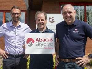 Ben Dyas, Nigel Round and Dan Paton of Abacus Wealth Services